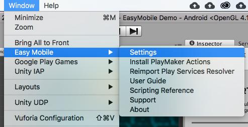 Using Easy Mobile · Easy Mobile User Guide